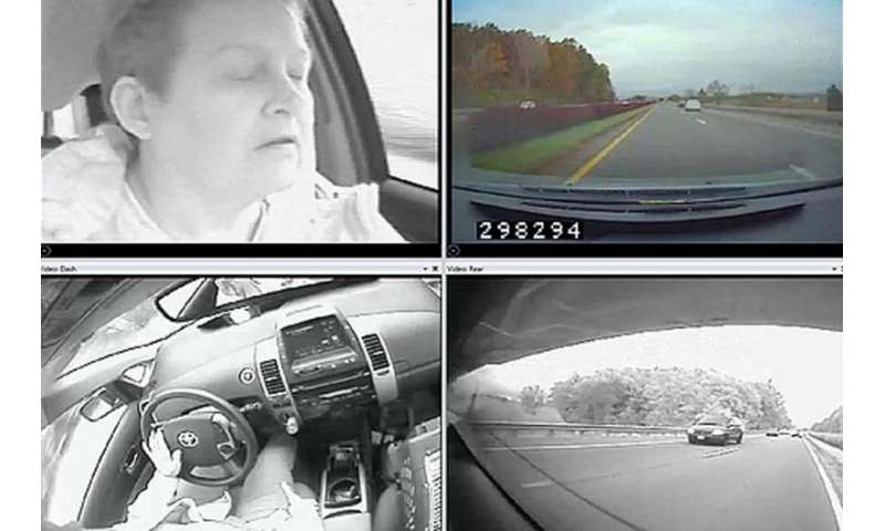 Some distractions while driving are more risky than others, researchers say