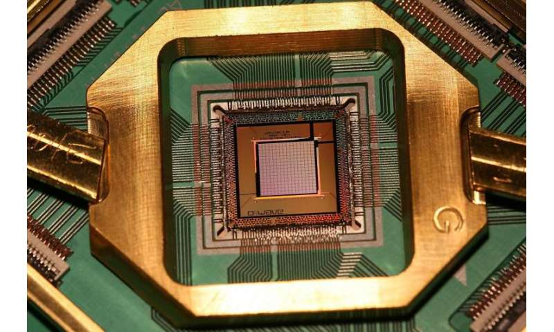 Soprano and quantum computer combine for world first performance