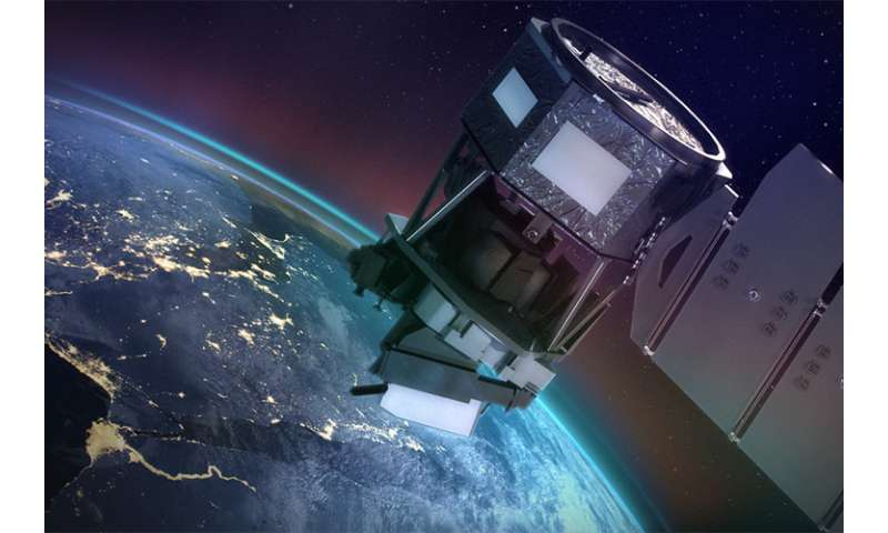 Space weather satellite ICON on course for summer 2017 launch