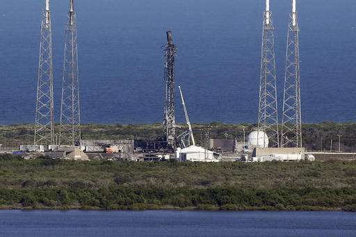 SpaceX closer to understanding rocket explosion at pad