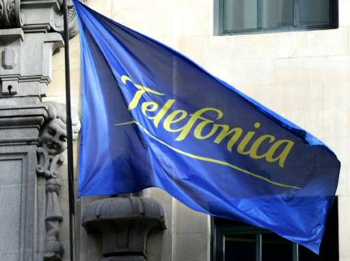 Spanish telecoms giant Telefonica provides mobile and fixed communication services primarily in the European Union and Latin Ame