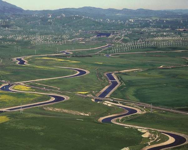 Storing extra surface water boosts groundwater supply during droughts