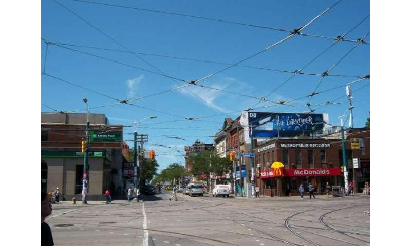 Streetcar tracks increase risk of bike crashes: UBC and Ryerson study