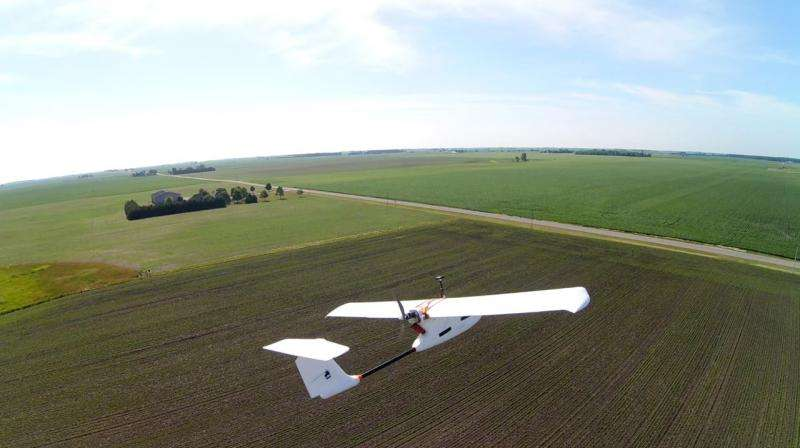 Students launch agricultural drone startup to help reduce farming costs