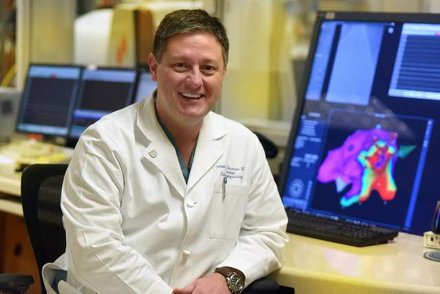 Study compares manual versus robotic approach to treating dangerous heart arrhythmia