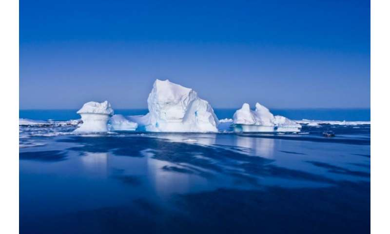 Study deepens understanding of polar ice streams