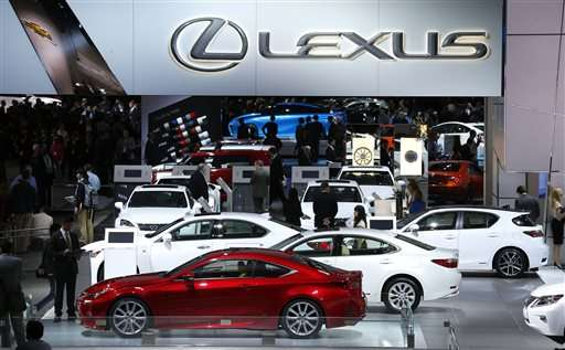 Study: Lexus, Porsche and Buick are most dependable
