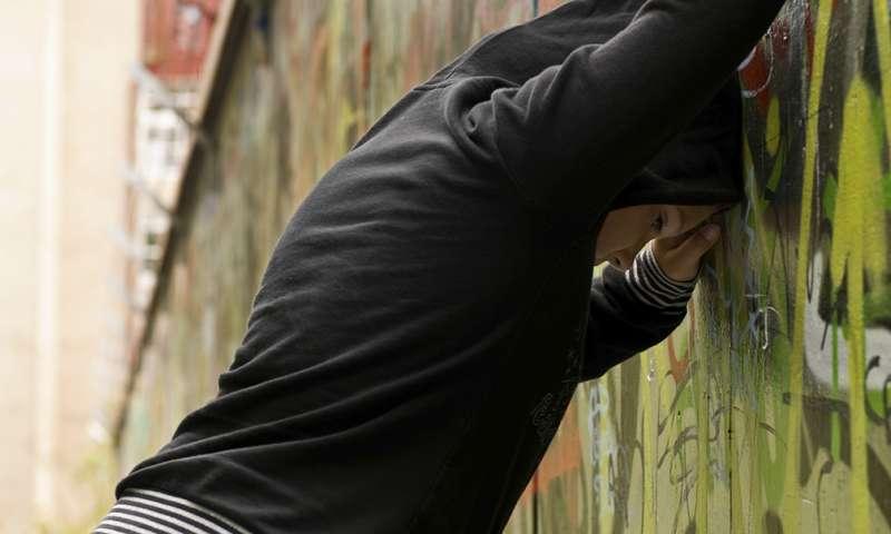 Study links gang membership and depression
