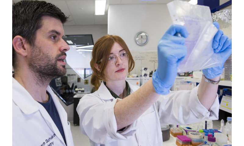 Study to help solve medical and industrial challenges