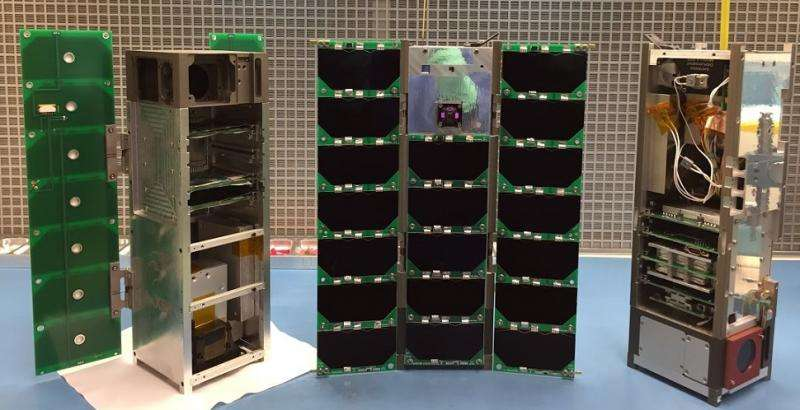 Sun-observing MinXSS CubeSat expected to yield new insights into solar flare energetics