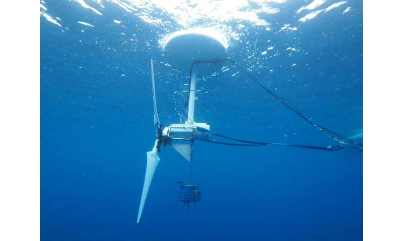 Taming oceans for 24/7 power