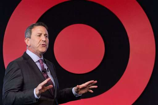 Target ramps up spending on supply chain