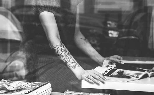 Tattoos can be a 'positive' addition to the workforce
