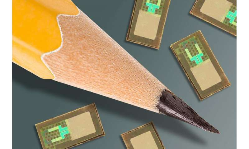 Team develops wireless, dissolvable sensors to monitor brain