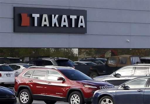 Teenage girl killed by exploding Takata air bag in Texas