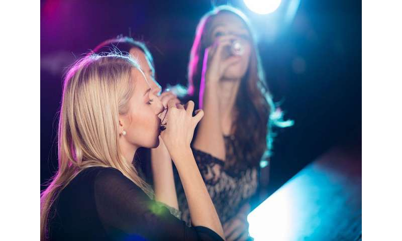 Teenage girls now try alcohol before boys do: study
