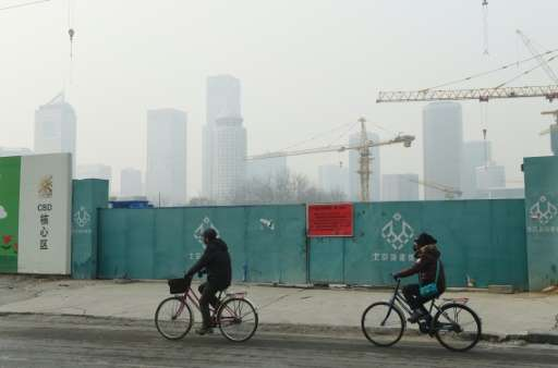 """The Chinese government says it wants five million """"green"""" vehicles on the road by 2020 in the country of more than one"""