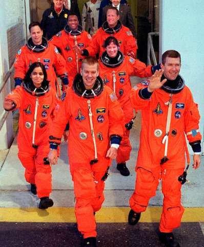 space shuttle columbia victims - photo #15