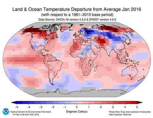 The heat goes on: Earth sets 9th straight monthly record