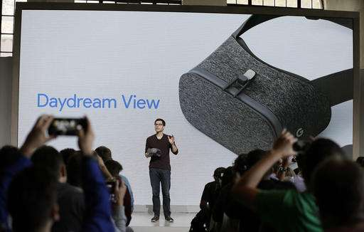 The highlight of Google's Daydream VR is ... its controller