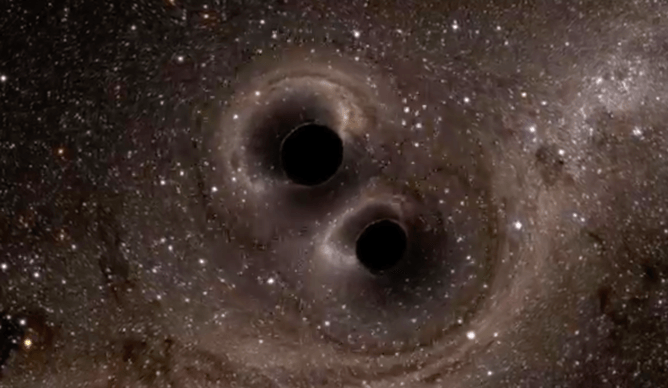 The inside story of the gravitational wave observation