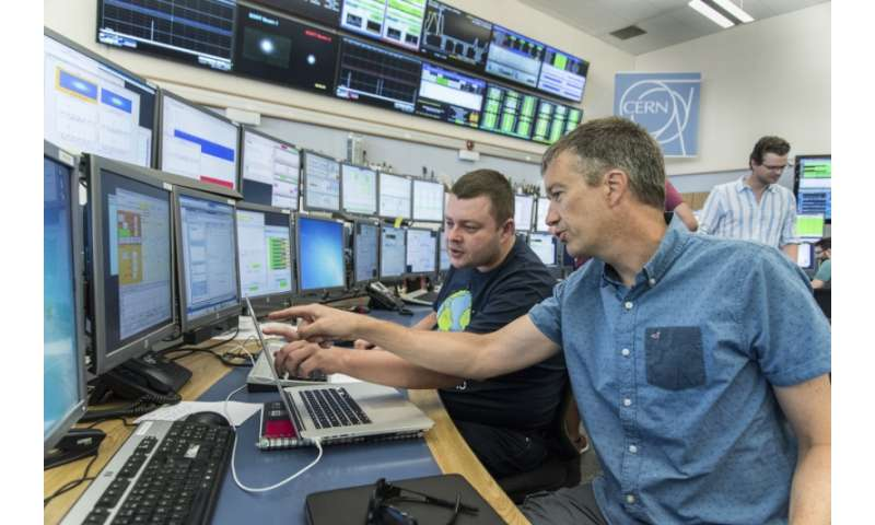 The LHC takes a break before heading to new heights