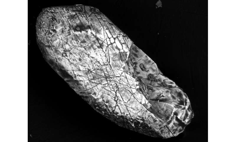 The oldest crystals in the world
