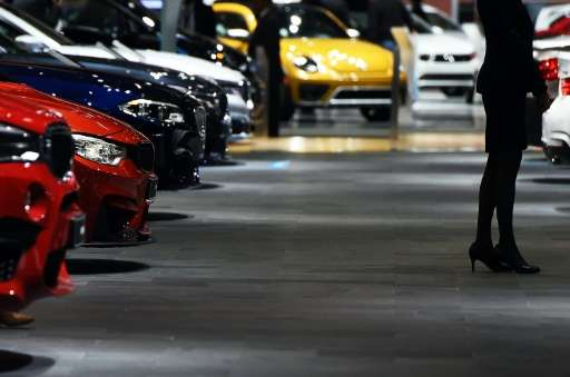 Auto Industrys Green Push Challenged By Low Gas Prices - Auto show prices