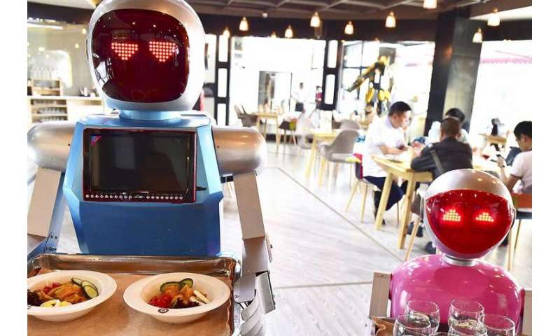 The robots are coming! Shouldn't we be more worried?