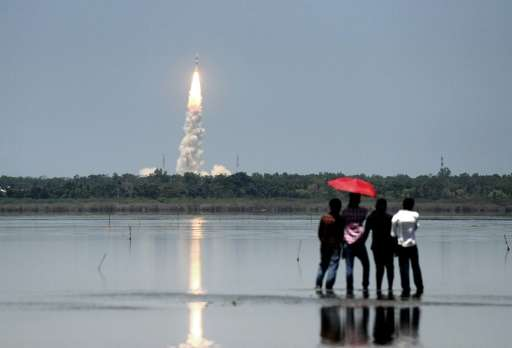 The seventh satellite to make up the Indian Regional Navigation Satellite System (IRNSS) was launched into space via a rocket fr