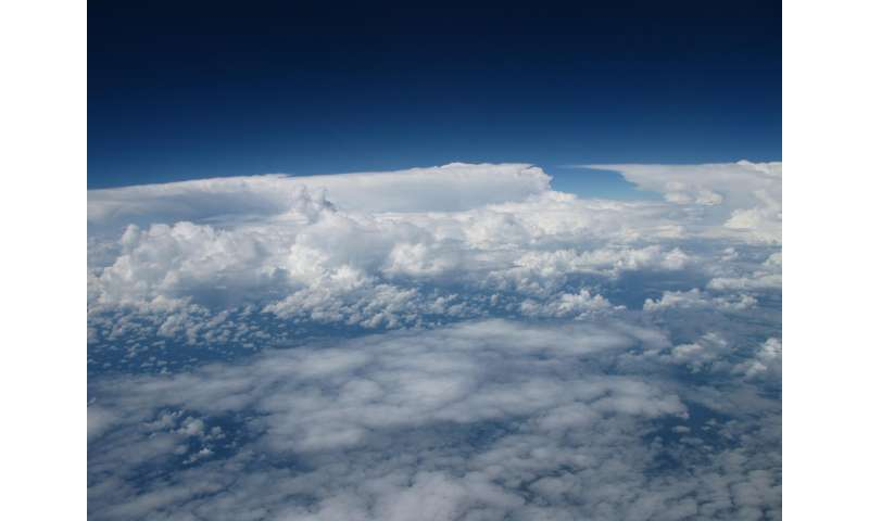 Thin tropical clouds cool the climate