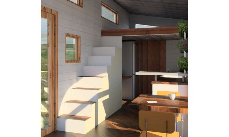Tiny house villages may have big health benefits and challenges