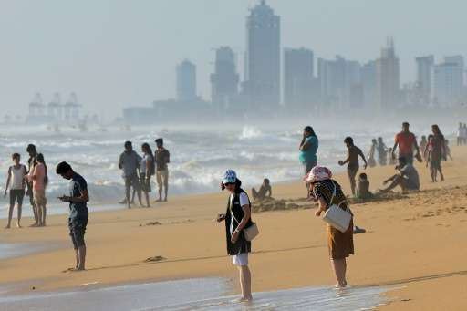 Tourists have flocked back to Sri Lanka's beaches since a bloody civil war ended in 2009, but environmentalists say the island i