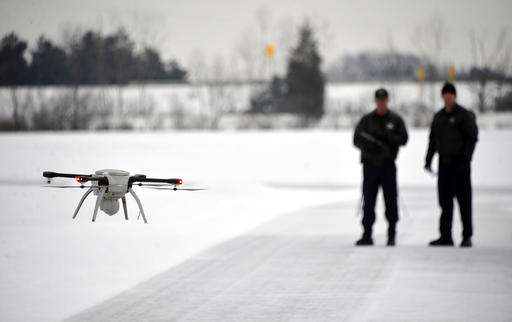 Traffic backed up? Bridge out? More states deploying drones