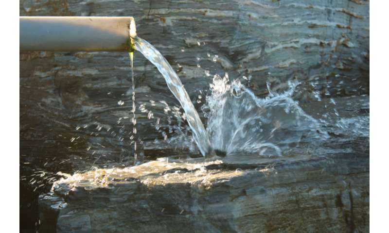 Trap and neutralize: A new way to clean contaminated groundwater