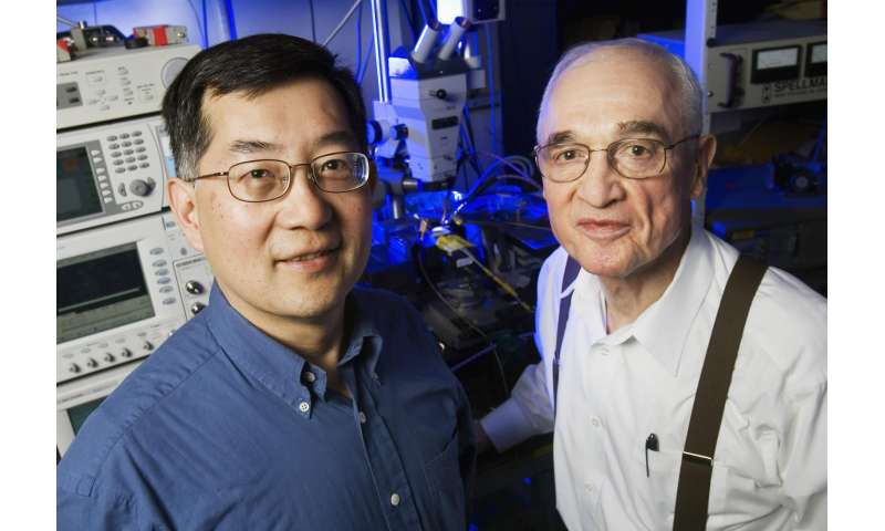 Tunneling holds key to high-speed modulation of transistor and laser development