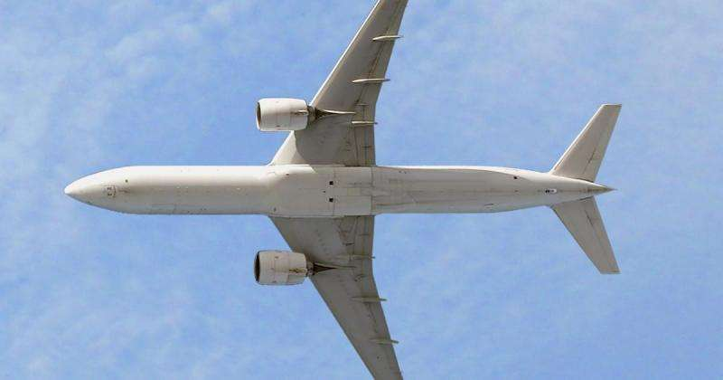 Turbulence—not as dangerous as flyers think