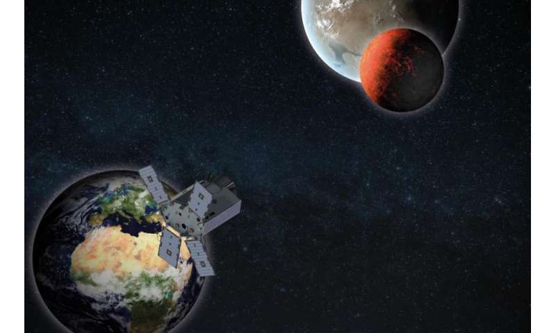 Twinkle exoplanet mission completes design milestone