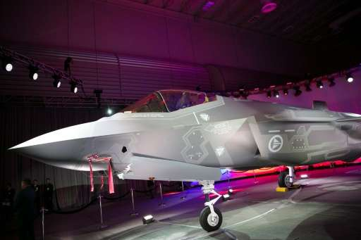 """Two Chinese soldiers were """"co-conspirators"""" in a plot to steal US military secrets, including designs for the F-35 ste"""