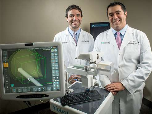 UAB receives cutting-edge robot to diagnose and support treatment of prostate cancer