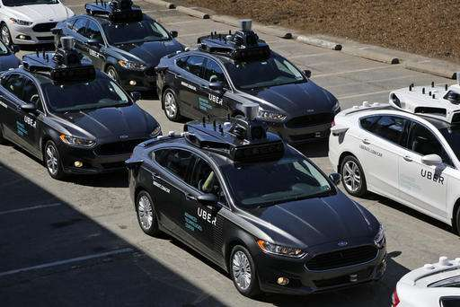 Uber riders in Pittsburgh get a taste of driverless future
