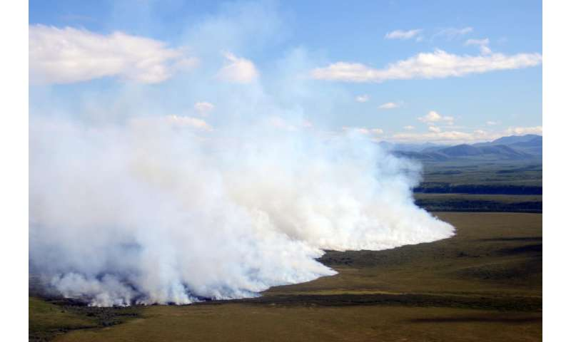 UM study: Wildfires to increase in Alaska with future climate change