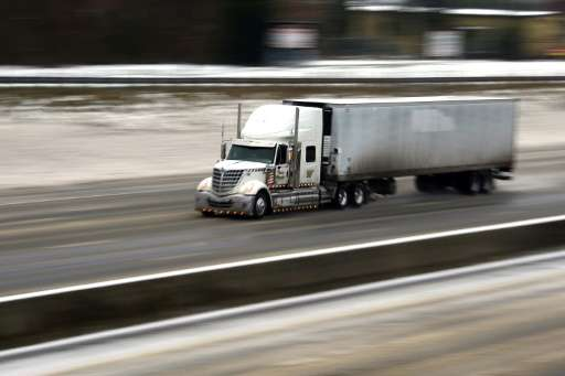 Under new US standards tractor-trailers, delivery trucks and school buses will be forced to reduce carbon emissions by up to 25