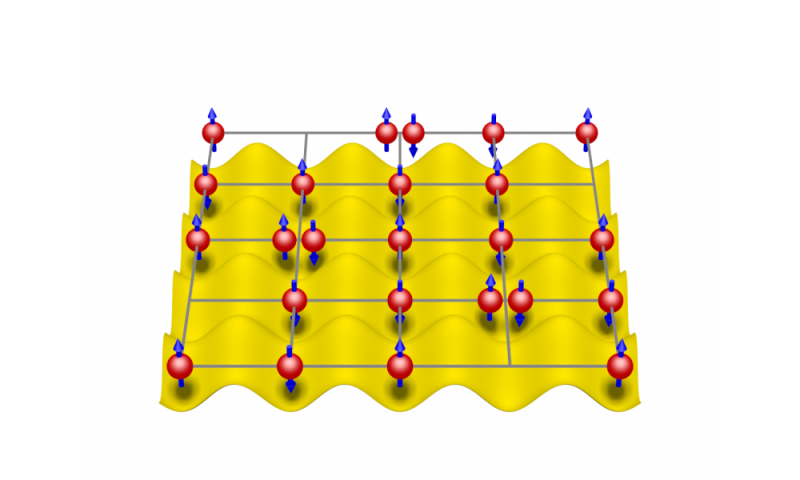 Universal behaviour detected in Mott metal-insulator transition
