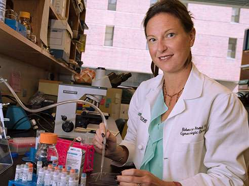 Using epigenetics to help the immune system fight ovarian cancer