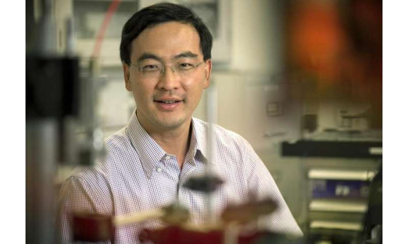 UTA engineers finding uses for ultra-thin semiconductor lasers in medical, consumer fields
