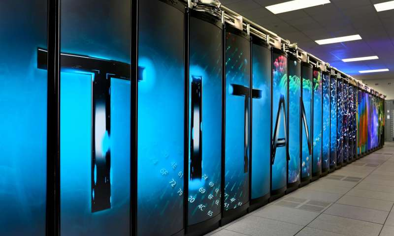 UTA physicists to upgrade Titan supercomputer software for extreme scale applications
