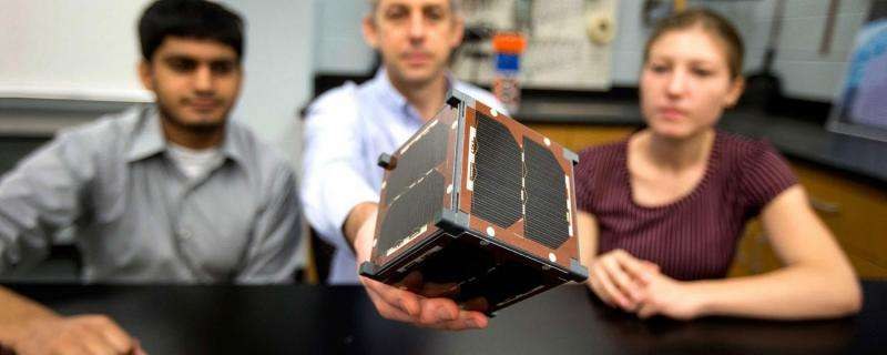 UVA Engineering Students to Launch Cube-Shaped Satellite into Orbit