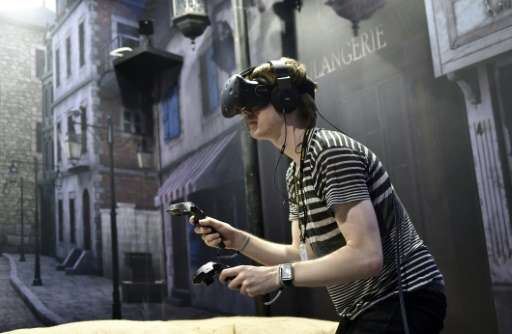 VR is the buzz industry at Asia's largest tech fair, Computex, being held in Taiwan's capital Taipei this week. The island is ho