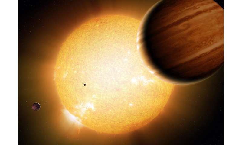 Warm Jupiters not as lonely as expected